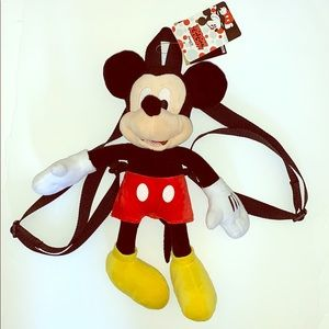 Other - Mickey Mouse mini backpack